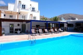 facilities kalipso villas pool