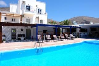 facilities kalipso villas pool