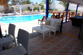 facilities kalipso villas swimming pool